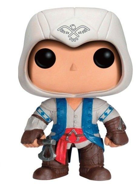 POP Games: Assassin's Creed Connor Vinyl Assassin`s Creed - Hadesflamme - Merchandise - Onlineshop für alles was das (Fan) Herz begehrt!