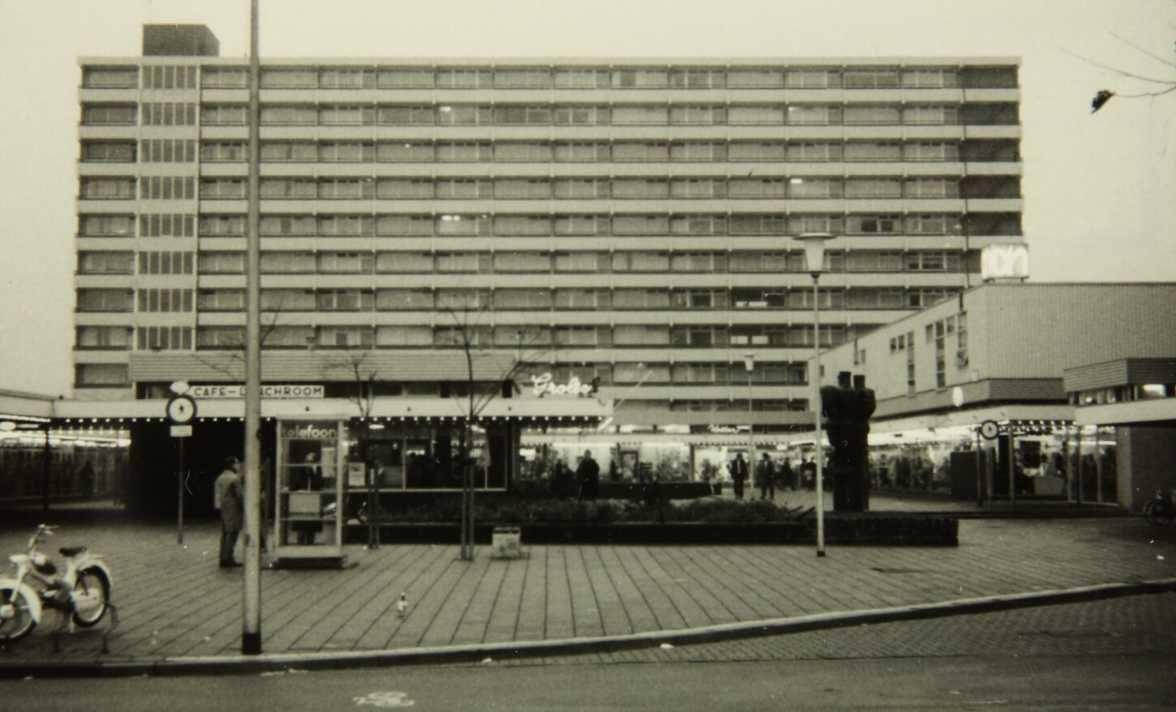 Winkelcentrum Keizerslanden, jaren'80