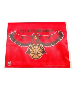 Rico Industries Atlanta Hawks Car Flag - Team Color