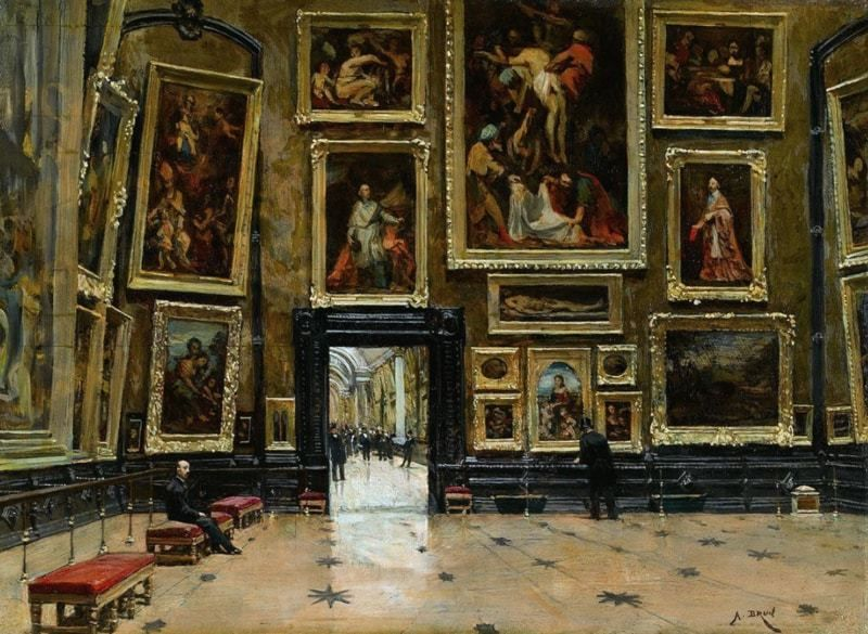 The Best Art Museums In Paris A Walking Tour With Map Louvre