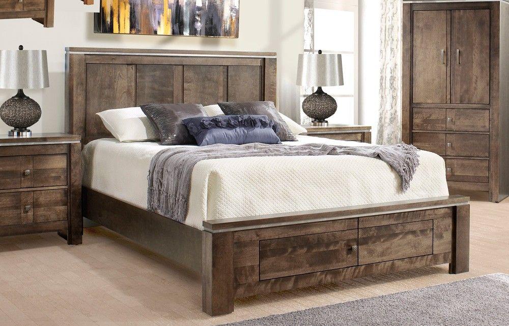 1600 Lit A Panneau Complet Grand Home Decor Home Furniture