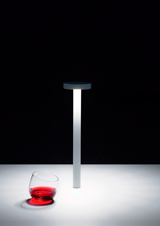 Tetatet lampada a led da tavolo ricaricabile home inspiration pinterest - Lampada led da tavolo ricaricabile ...