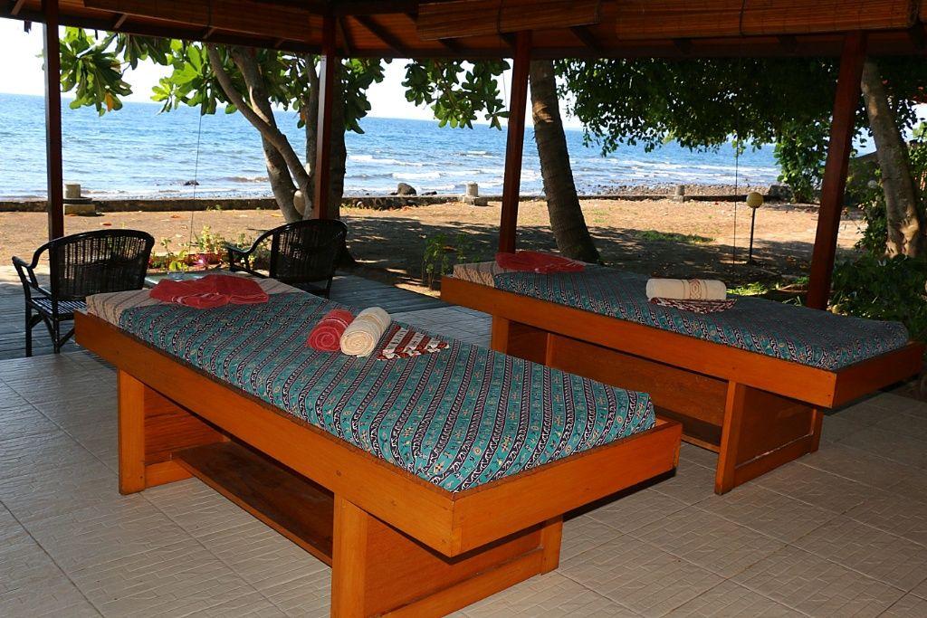 Mapia Resort Manado . Spa . Celebes Divers