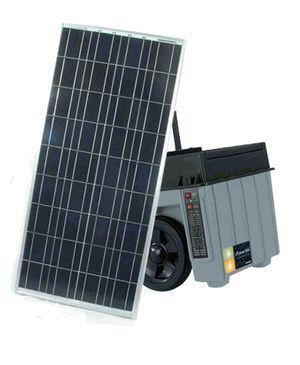 Xantrex 1500 Watt Solar Generator W 100 Watt Solar Panel Picclick Com