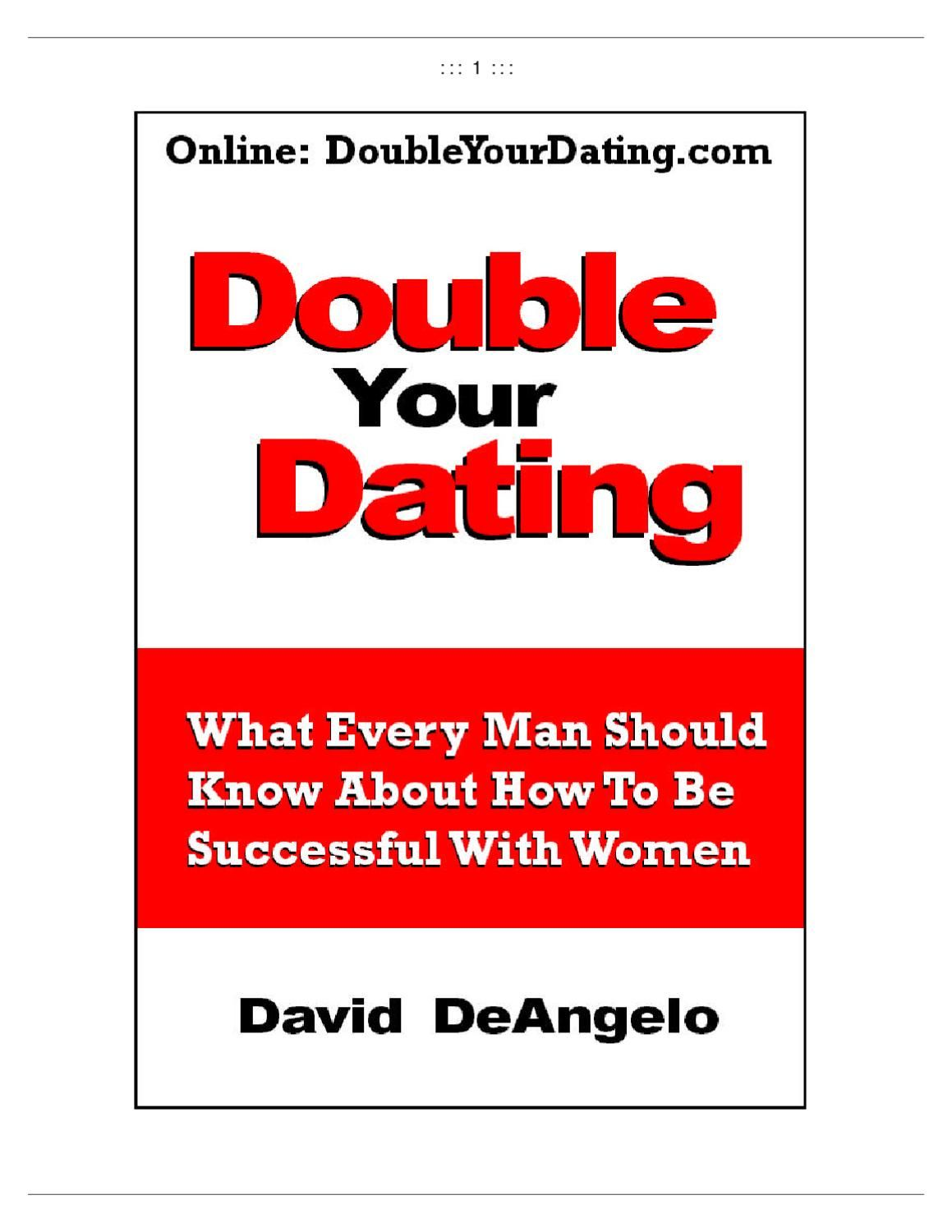 double your dating recommended books