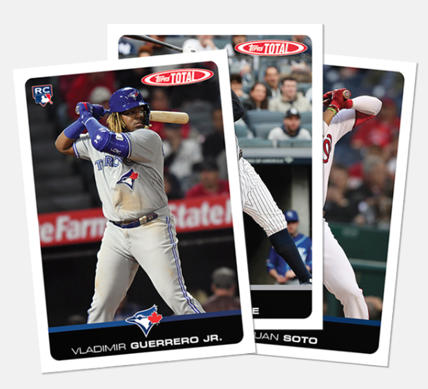 Wave 2 Of 2019 Topps Total Baseball Cards Is Now Live And