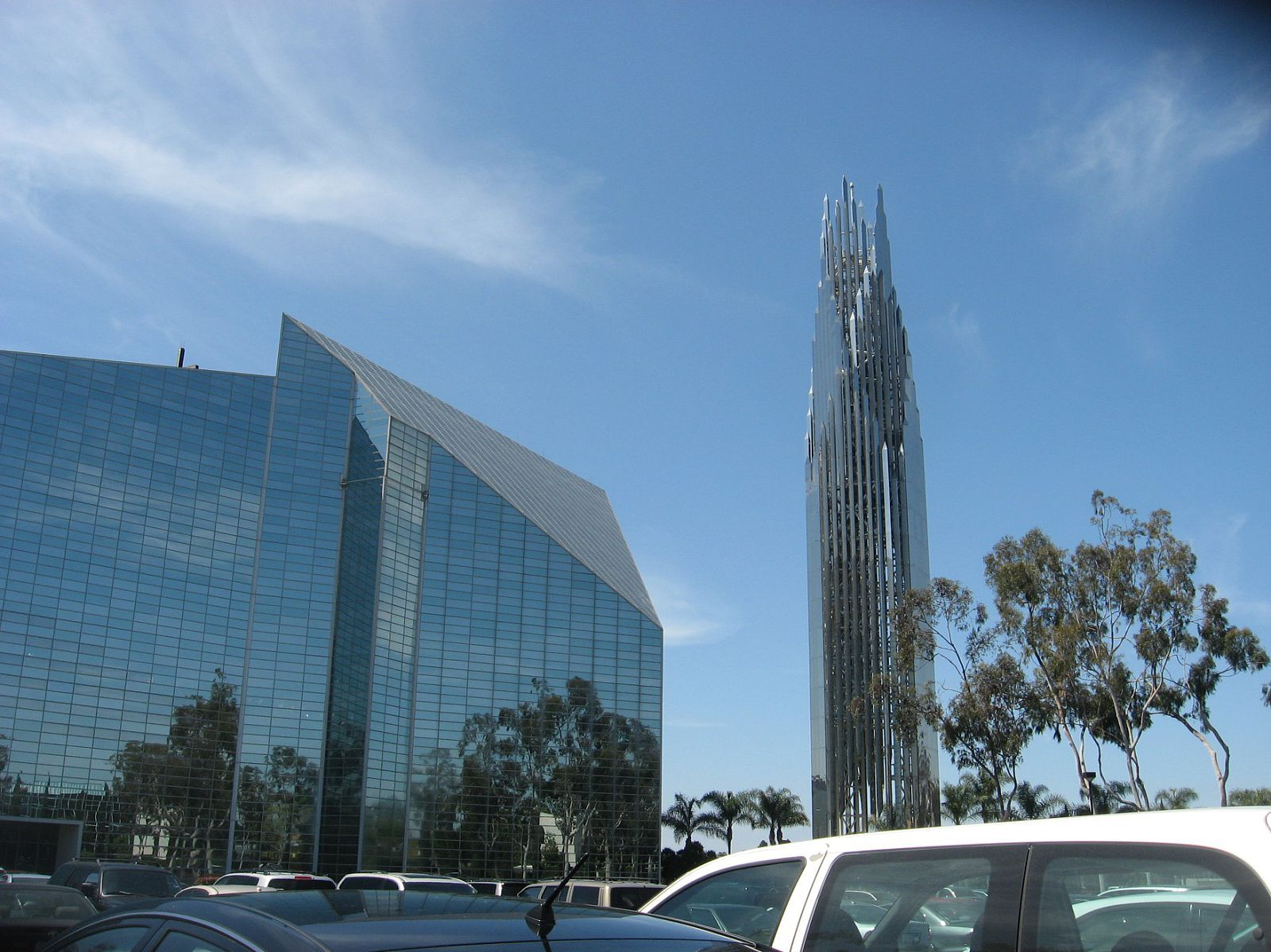 Crystal Cathedral, Garden Grove, CA Crystal Cathedral