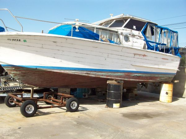FREE BOAT!!!! Seriously- on craigslist now. It says to ask ...