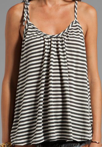 Saint Malo Knit Jersey Stripe Cami by Gypsy 05