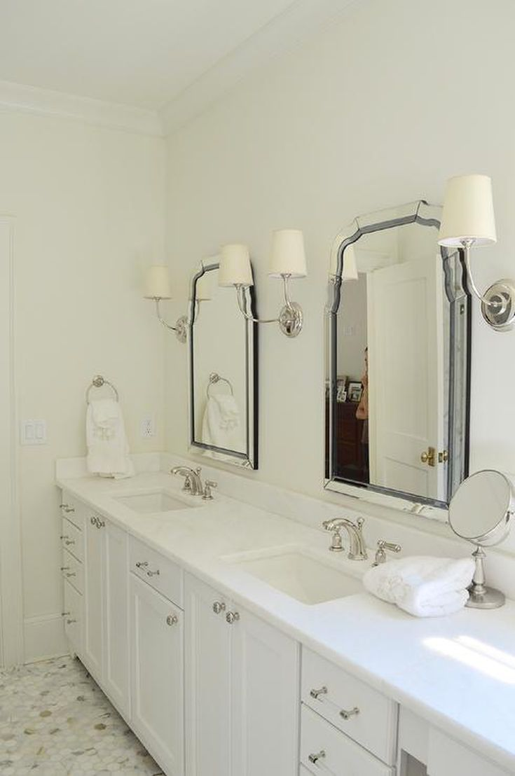 50 Beautiful Bathroom Ideas | bathroom ideas | Pinterest | Mirror ...