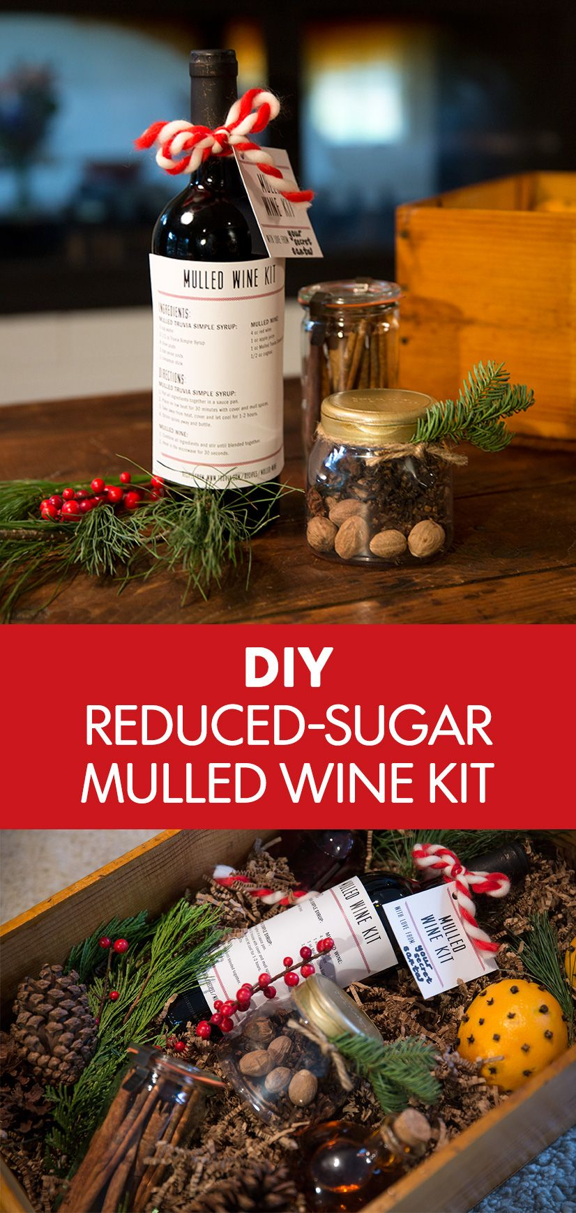 For The Person In Your Life Who S Tricky To Shop For There S Always A Diy Mulled Wine Kit Make A Batch Of Our Mulled Wine Kit Diy Mulled Wine Kit