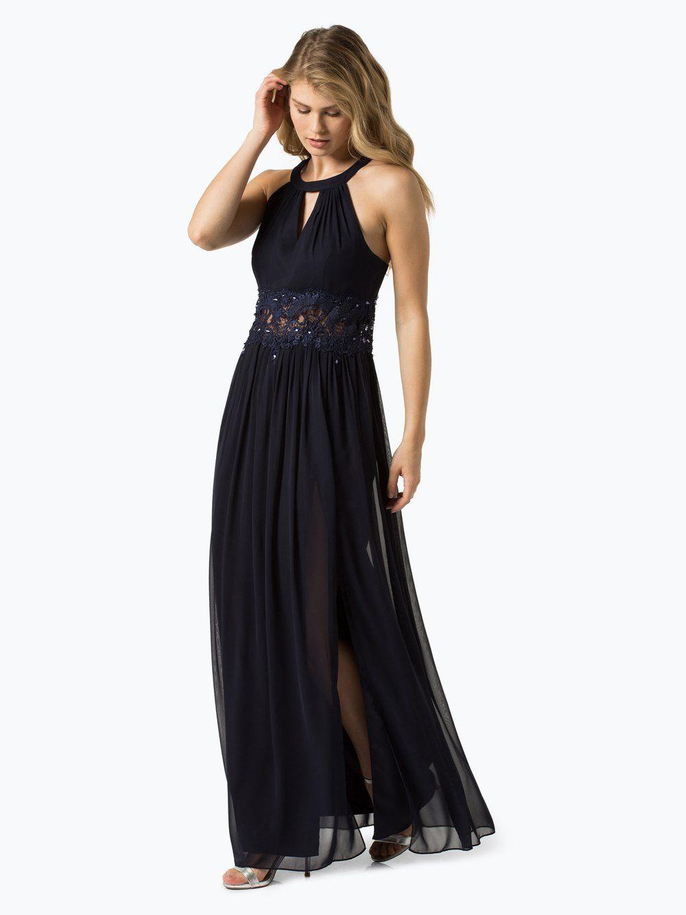 Damen Abendkleid  Abendkleid, Damen abendkleider und Schwarzes kleid