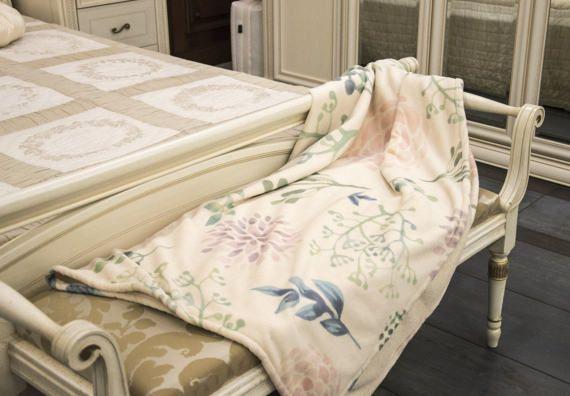 Sofa cover blanket Fleece Plaid Soft Blanket Blanket by pitex ...