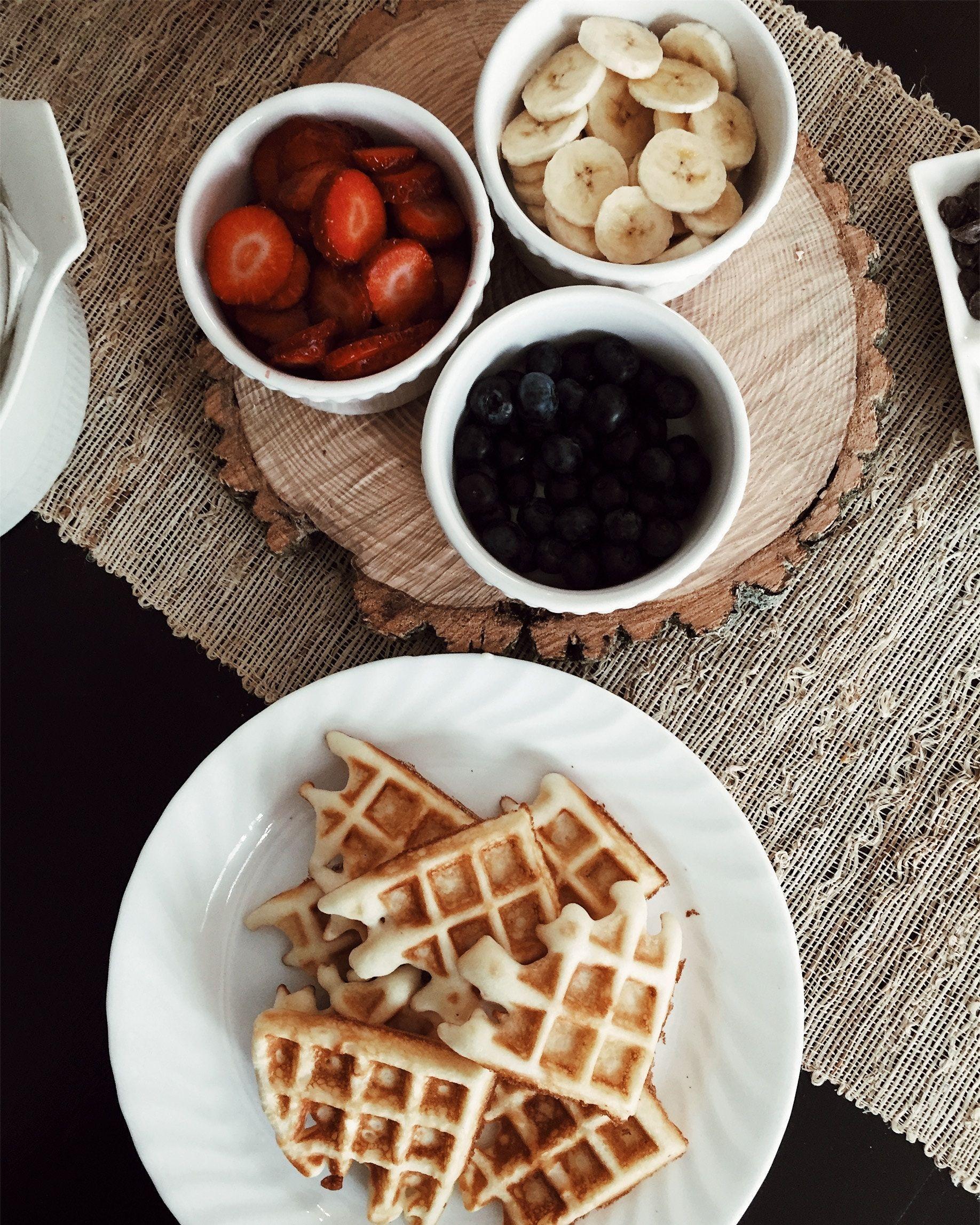 May 20 Waffles Gluten Egg Soy Milk Free