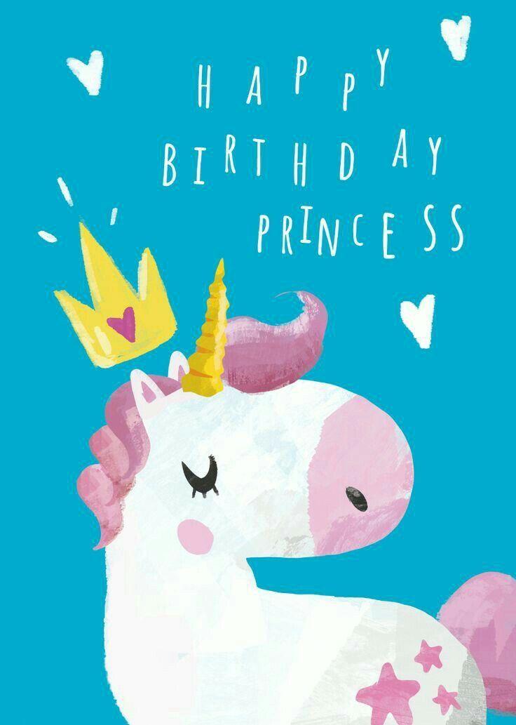 Pin By Yuliya Penyagina On Unicorn Wallpapers Happy Birthday Princess Happy Birthday Cards Birthday Images Funny Happy birthday unicorn wallpaper