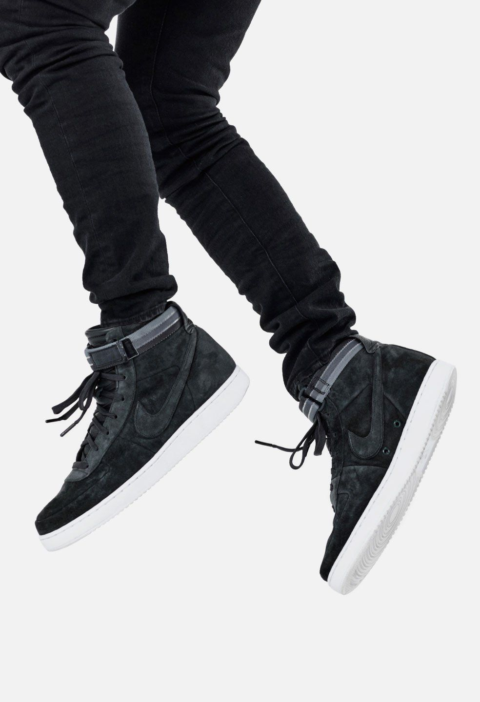 premium selection e4e9d e0322 John Elliott x NikeLab Vandal High   Anthracite