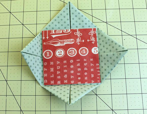 Handmade Pin Cushion and Zipper Pouch | AllFreeSewing.com
