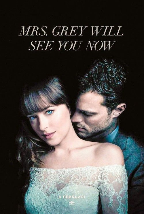 Mrs Grey Will See You Now Fifty Shades Freed Pinterest