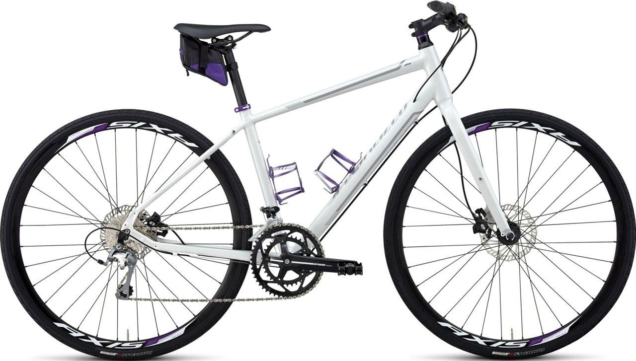 Specialized Vita Elite Disc EQ Womens Hybrid Road Bike 2014 The ...