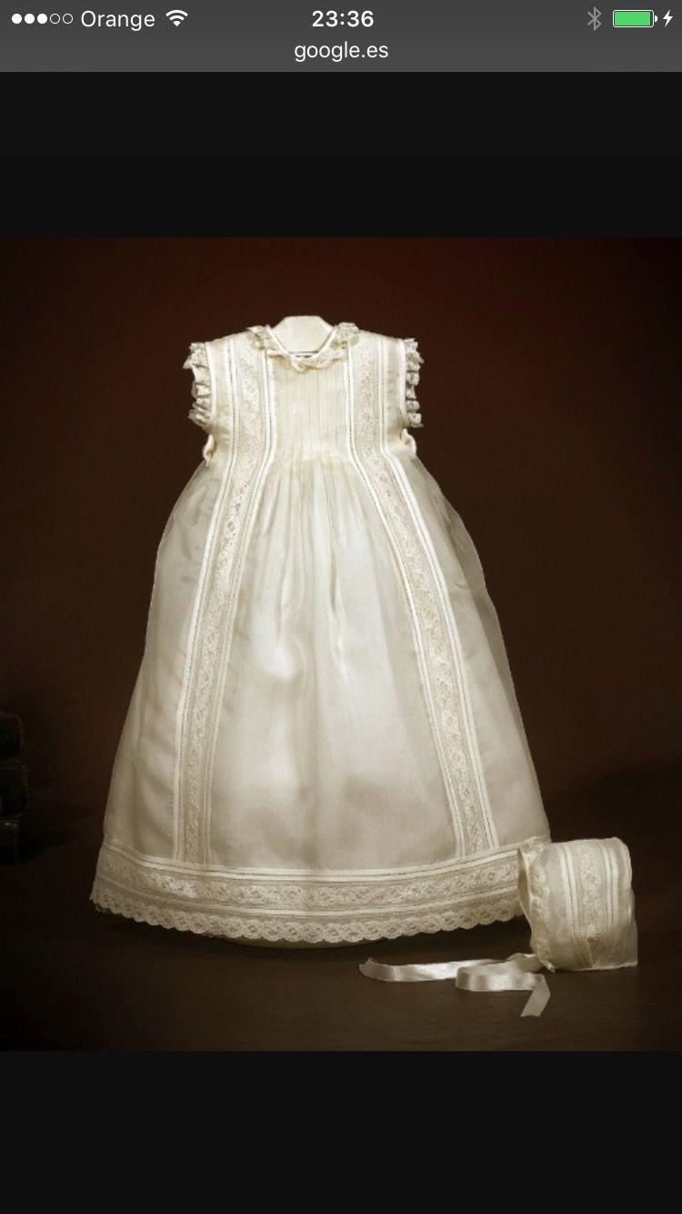 3c4cc14a1 Vestimenta De Bebé, Vestidos Bordados, Vestidos Para Bebés, Ropa Para  Niñas, Trajes