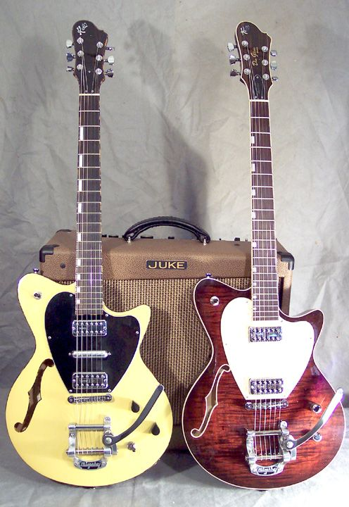 Koll Guitar Company - Duo Glide