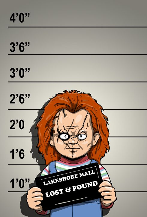 Usual Suspect - Chucky by B-Maze.
