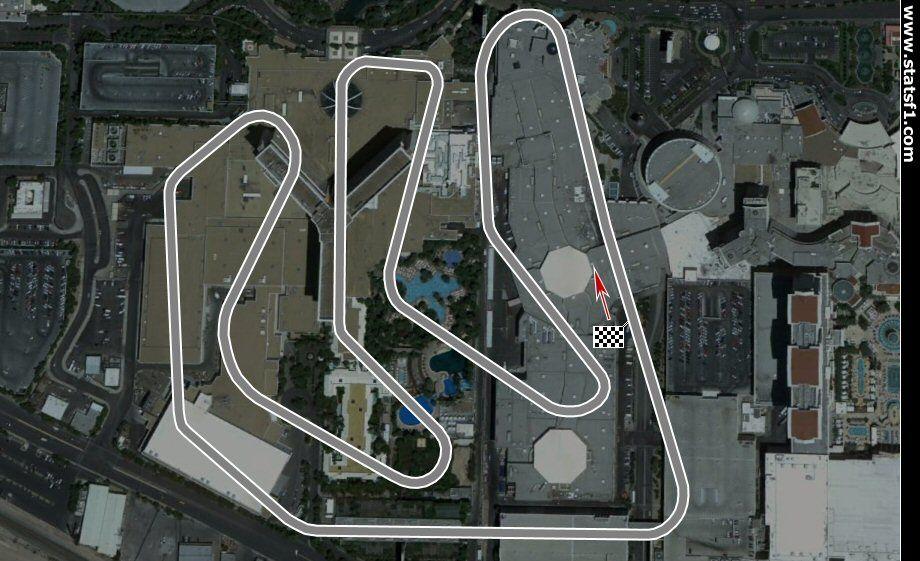 Pin by Hedley Thomas on Circuits Caesars palace, Racing