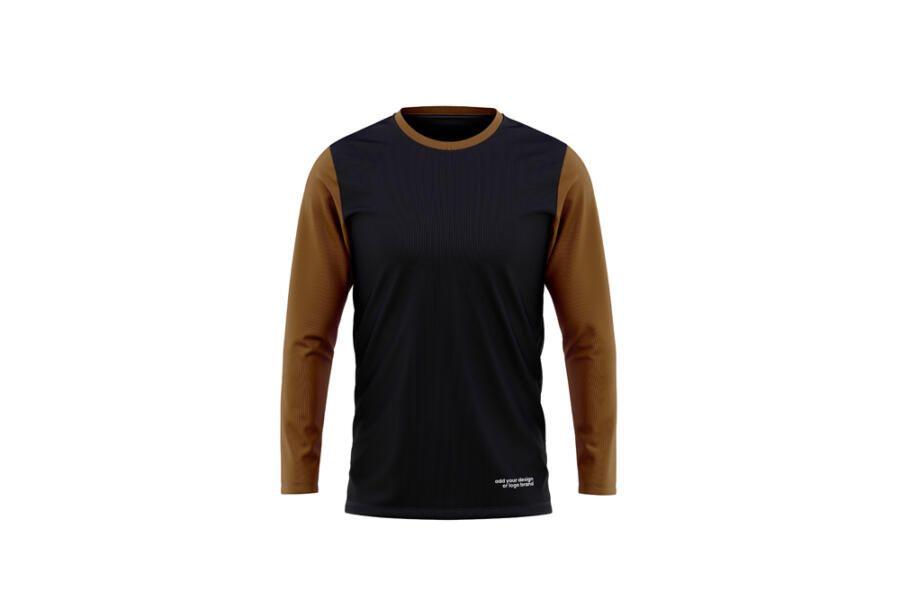 Download Long Sleeve Shirt Free Mockup In 2021 Shirt Mockup Free Shirts Long Sleeve Shirts