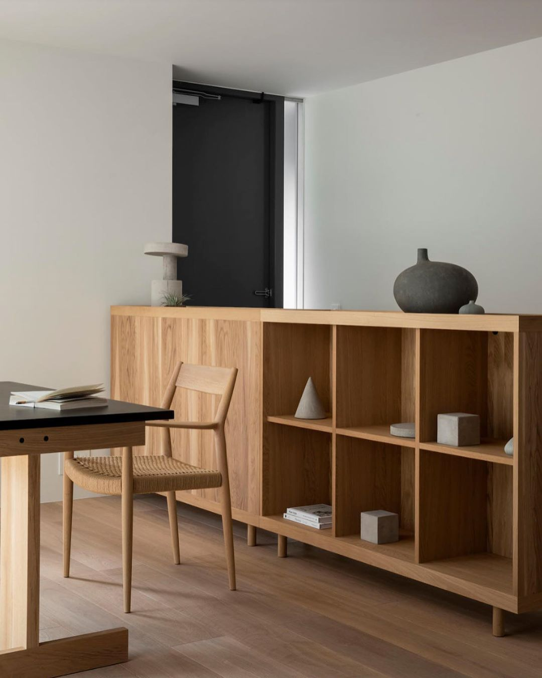 Pin By Christie Tyler On Interiors In 2020 Minimal Apartment Storage Furniture Design Norm Architects