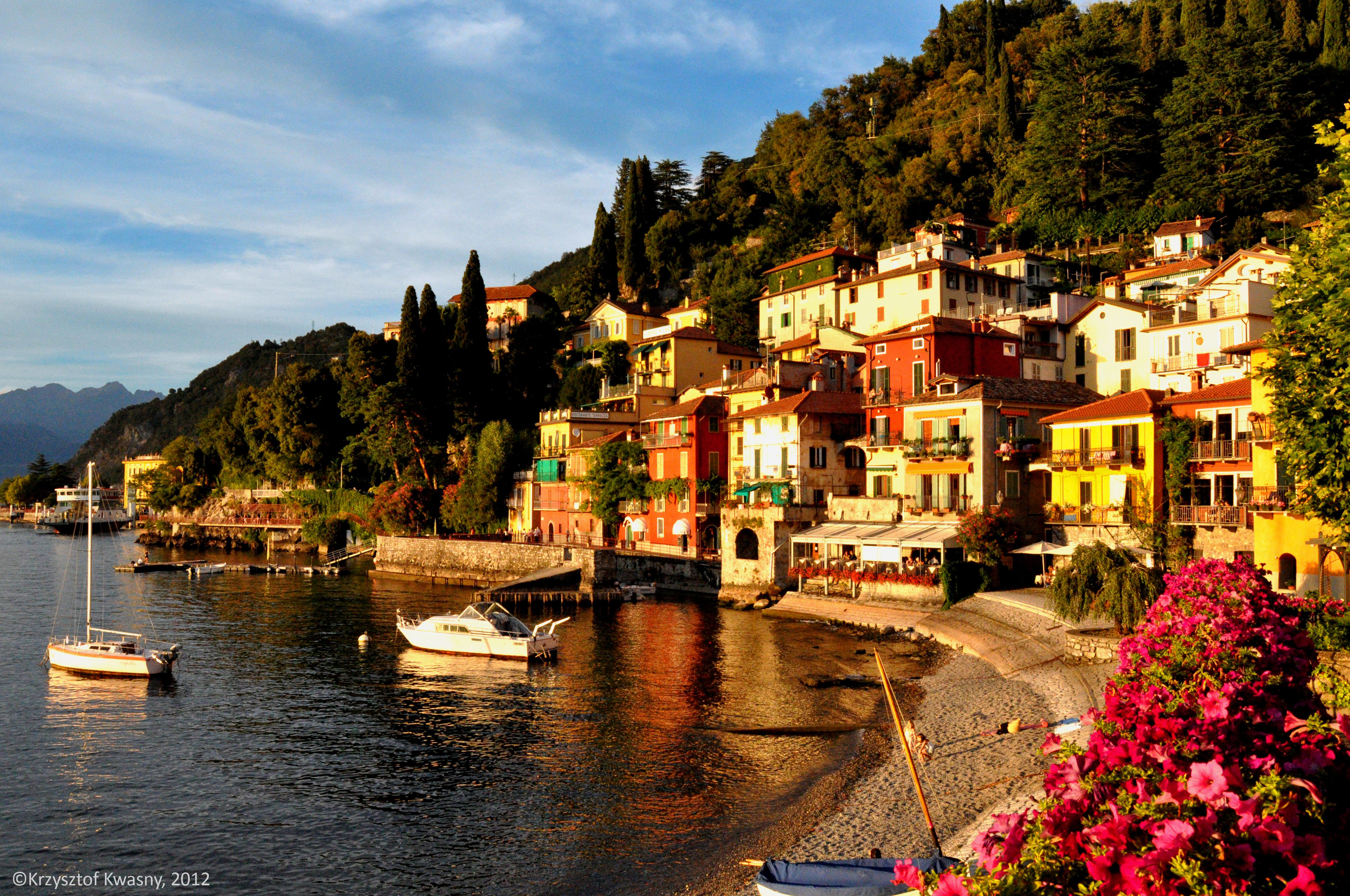 Ravenna, Lago di Como, Italy, 2012