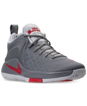 b0755460884a NIKE MEN S LEBRON ZOOM WITNESS BASKETBALL SNEAKERS FROM FINISH LINE.  nike   shoes