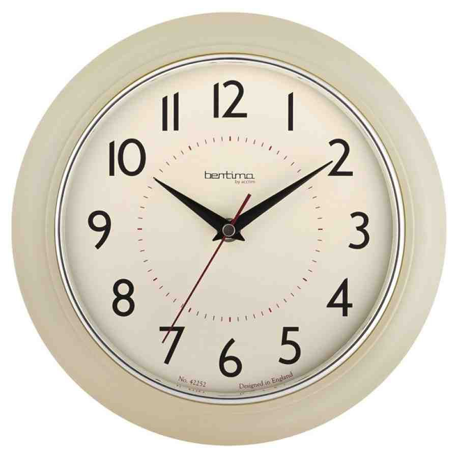 Large Kitchen Wall Clocks With Images Kitchen Wall Clocks