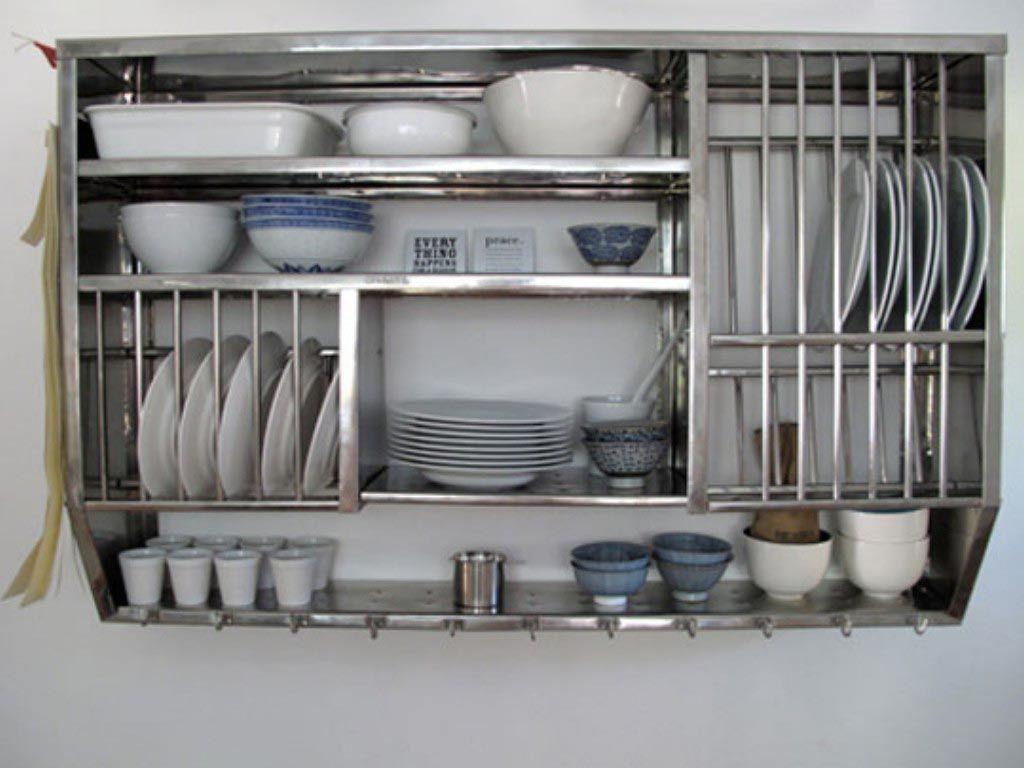 Metal Kitchen Wall Shelves Kitchen Shelving Units Stainless