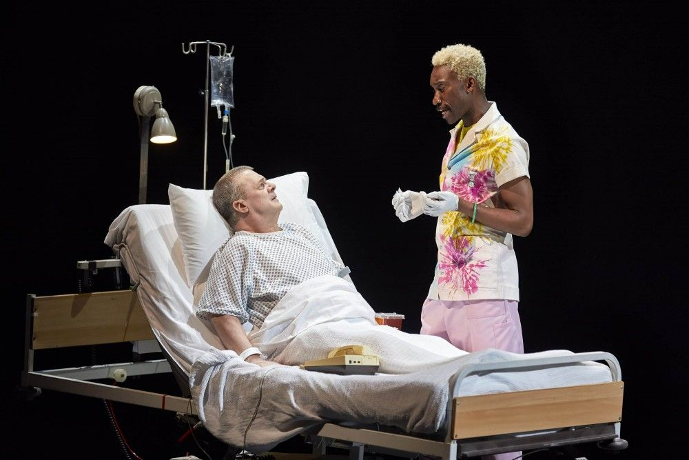 Theater Review Angels In America By Tony Kushner In 2020