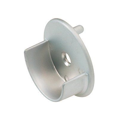 Hafele 803.56 Wardrobe Rail Support Closet Rod Bracket