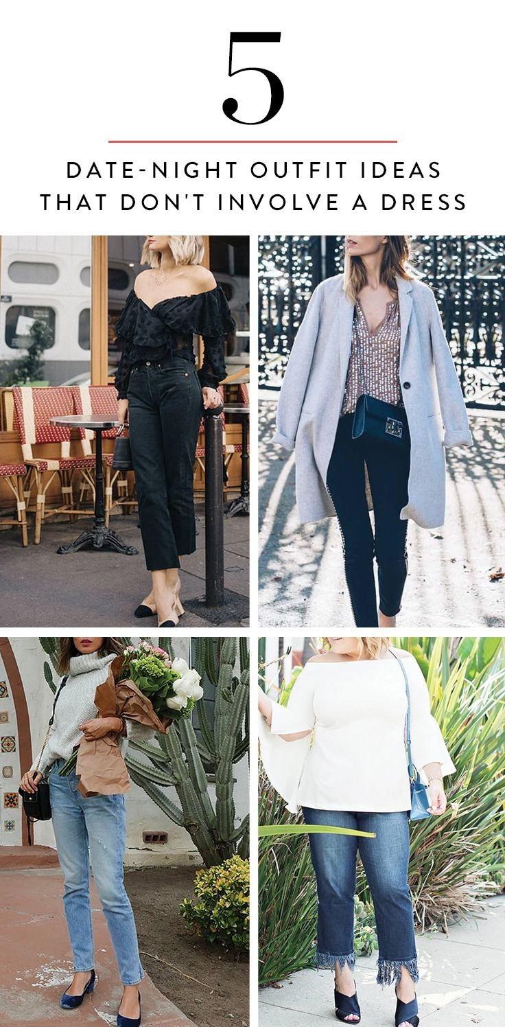 Here Are Five Ways To Dress For Date Night Without Freezing No Dress Required Date Night Outfit Night Outfits Going Out Outfits [ 1496 x 736 Pixel ]