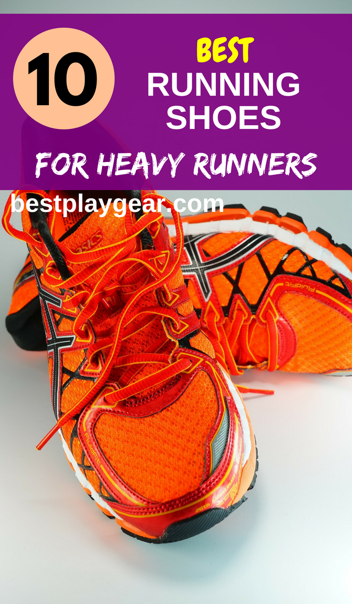 10 Best Running Shoes For Heavy Runners