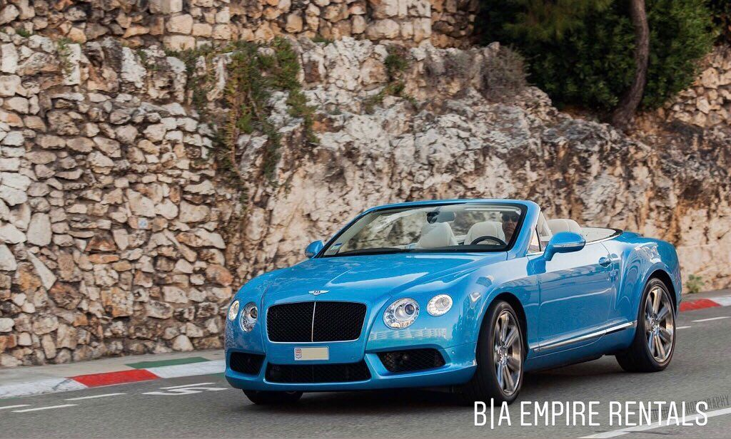 Our Bentley Continental GTC W12! Your Right Choice for