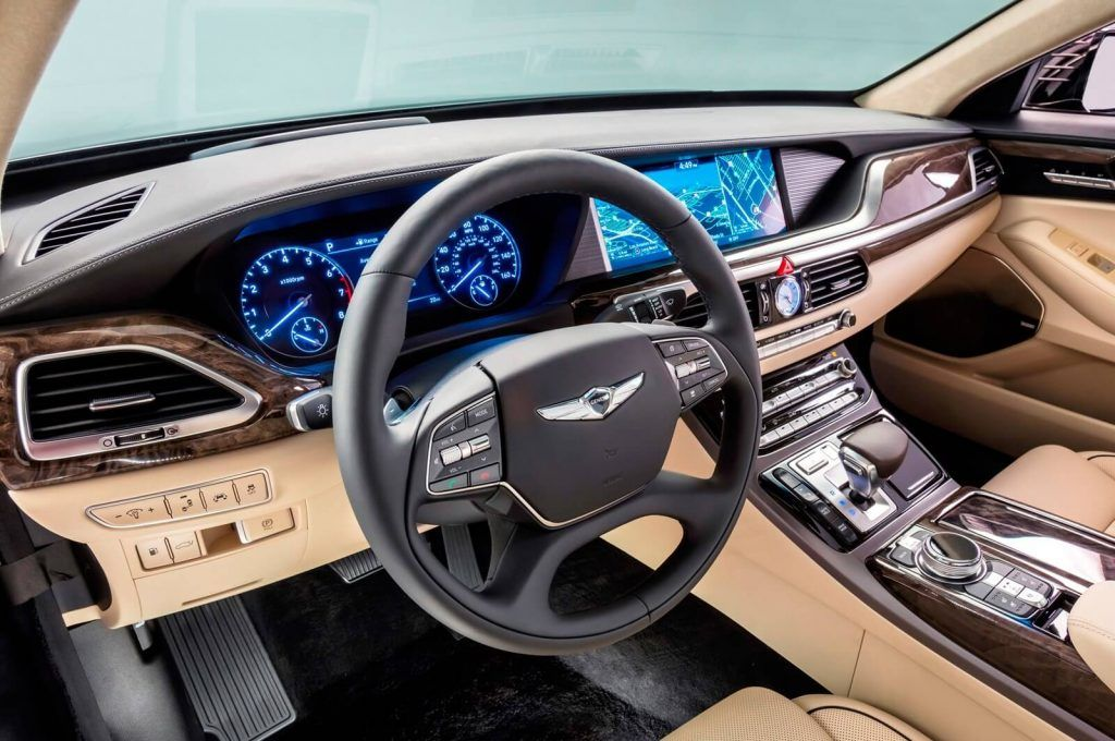 Exceptional Hyundai: 2018 Hyundai Equus Interior Colors   2018 Hyundai .