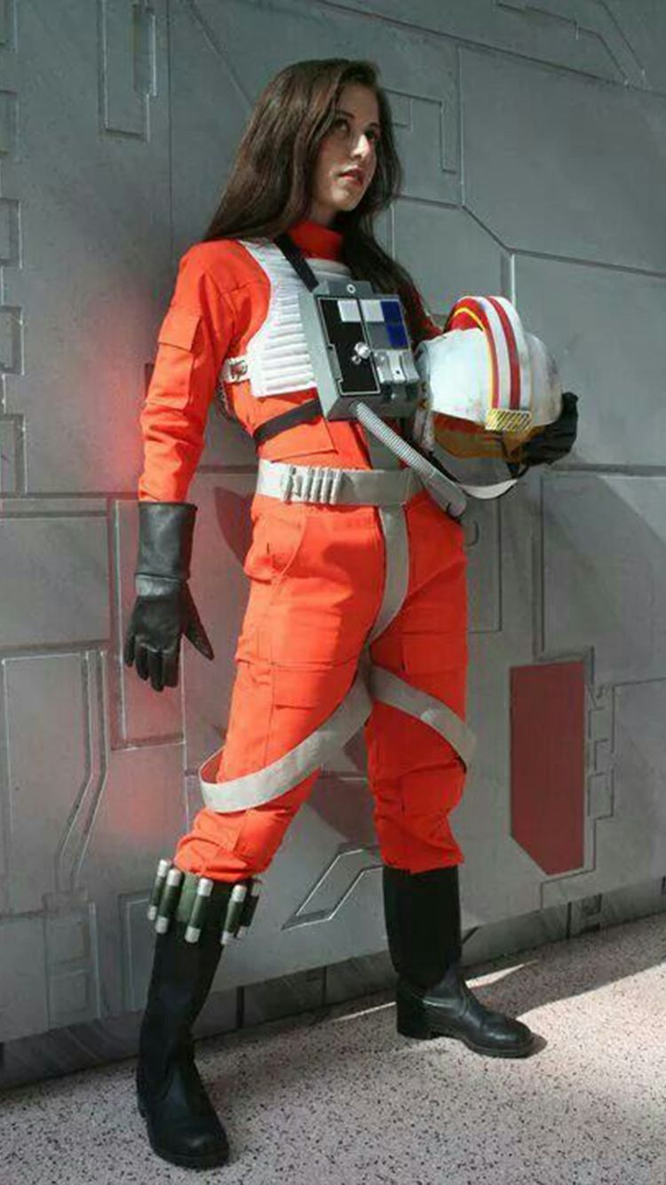 Star Wars Characters Inspired Looks Star Wars Outfits Star Wars Fashion Cosplay Outfits