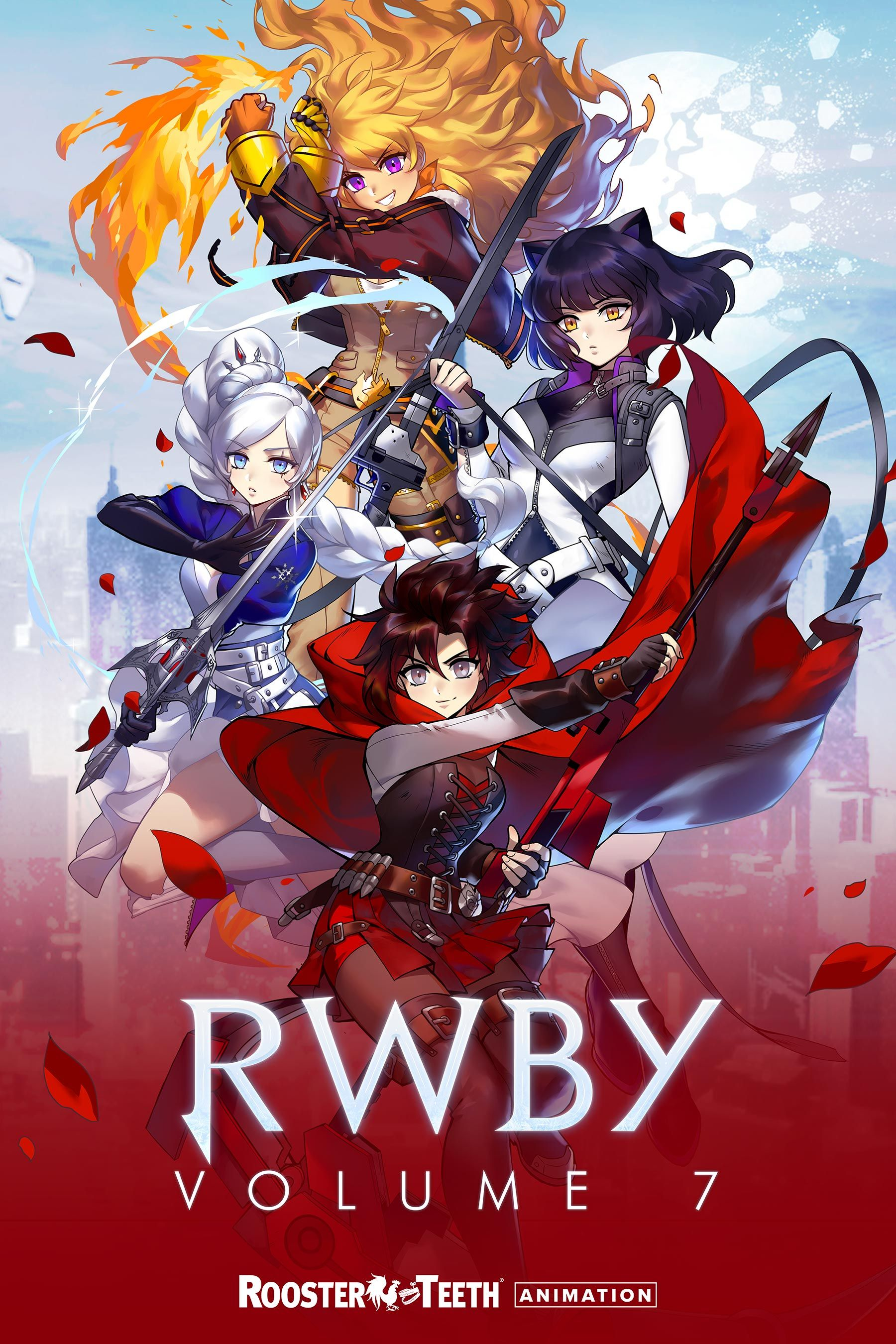 'RWBY' Volume 7 premiere date and plot details revealed
