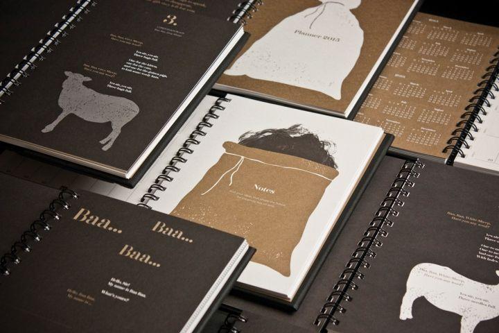 Fine Paper Takeo by Shine Visual Lab » Retail Design Blog Gráfico
