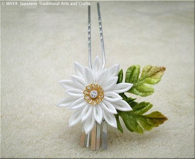 Silk Hairflowers for my brides maids! $33.67 Each