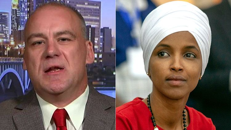 Iraq veteran inspired to run against Ilhan Omar after her