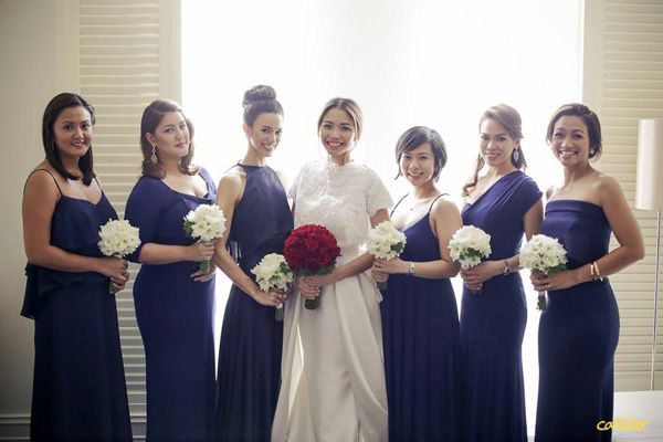 Philippines For Bridesmaid Gowns