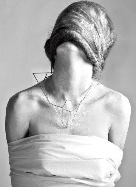 Koishi   angle necklace