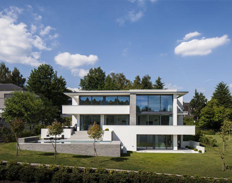 haus jmc fuchs wacker architekten bda h user haus einfamilienhaus und haus ideen. Black Bedroom Furniture Sets. Home Design Ideas
