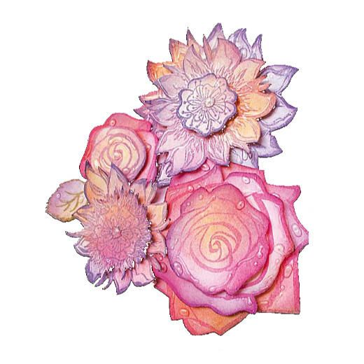 Ebay Uk: Height Of ' Large Rose' Stamp