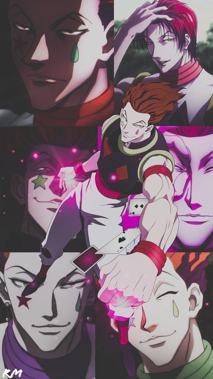 Hunter X Hunter Hisoka In 2020 Hunter Anime Anime Hisoka