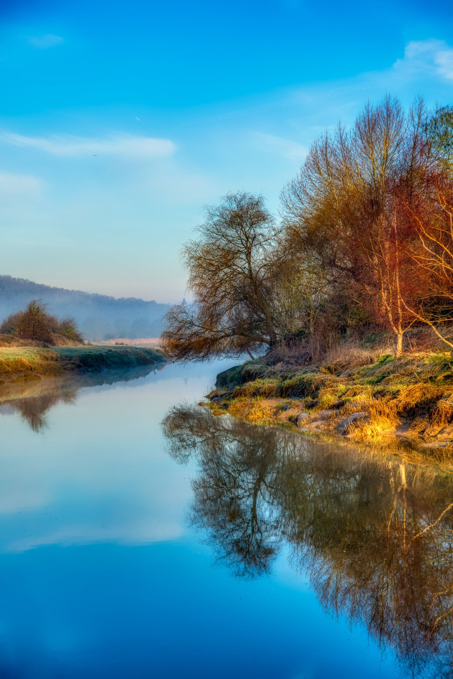 Living Down By The River Uk Landscapes Landscape Photography Photography